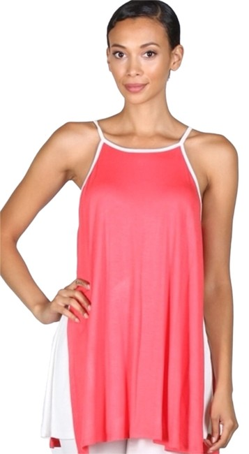 Other Top Coral Or Black