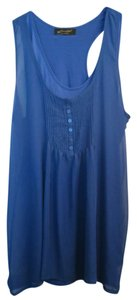 Essentials by ABS Sleeveless Flowy Tunic