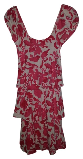 Juicy Couture short dress floral on Tradesy