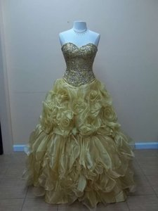 Impression Bridal Gold 41022 Dress