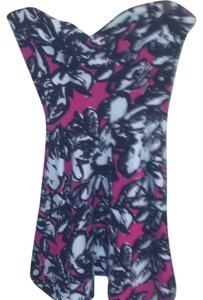 Betsey Johnson short dress Multi- Black, Pink, White on Tradesy