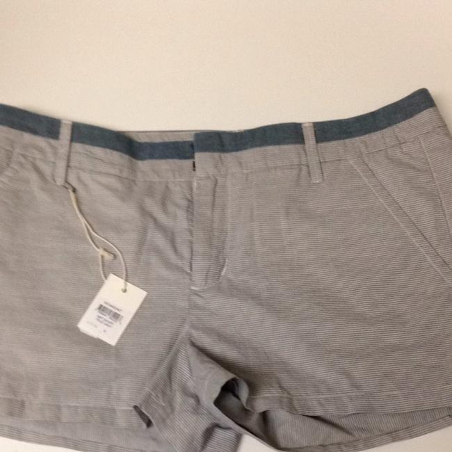 Fossil Shorts Blue White