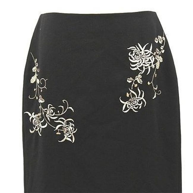 Ann Taylor LOFT Black Pencil Skirt