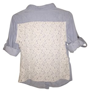 Body Central Button Down Shirt