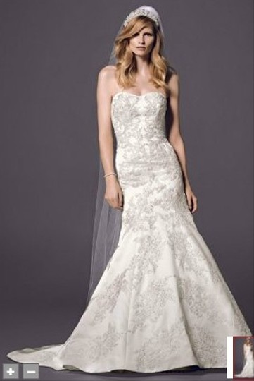 Oleg Cassini 14030093 Wedding Dress