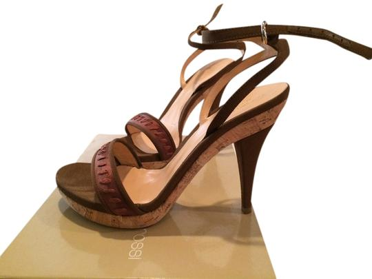 Sergio Rossi Light brown Pumps