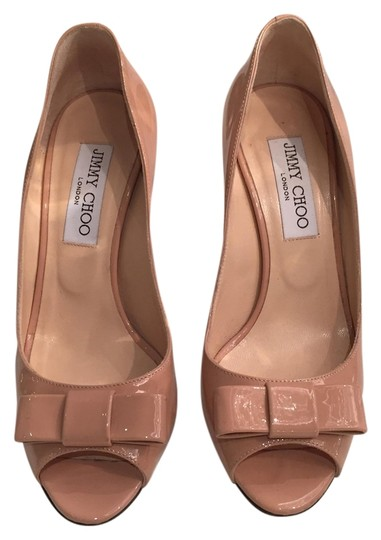 Jimmy Choo Girly Classic Pink Nude Nude/Light pink Pumps