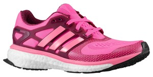 adidas Sneakers Pink Gym Workout Glow Pink Athletic