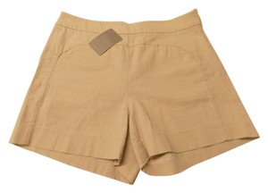 Anthropologie Mini/Short Shorts Beige