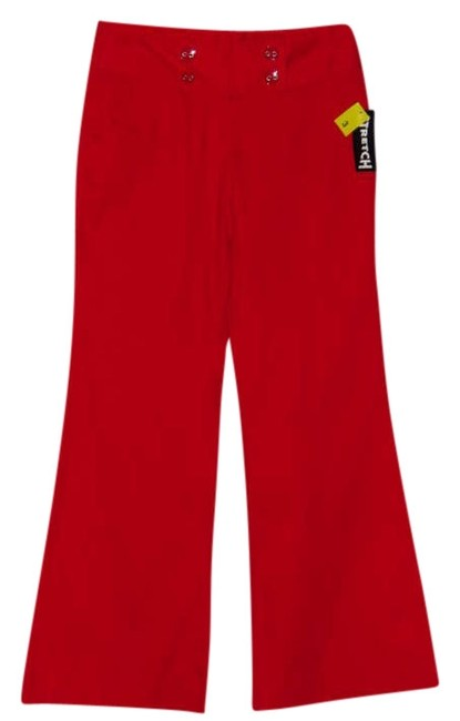 Item - Red Jr. New Pants Size 6 (S, 28)