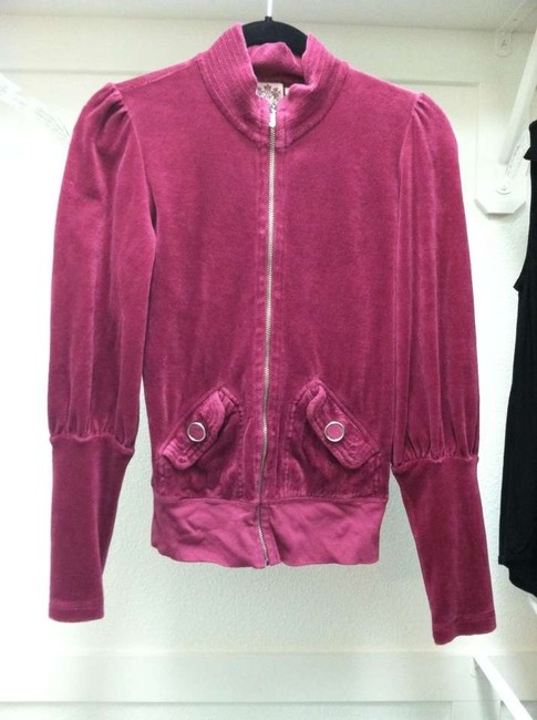 Preload https://item5.tradesy.com/images/juicy-couture-red-signature-velour-puff-sleeve-track-jacket-sweatshirthoodie-size-4-s-34214-0-0.jpg?width=400&height=650