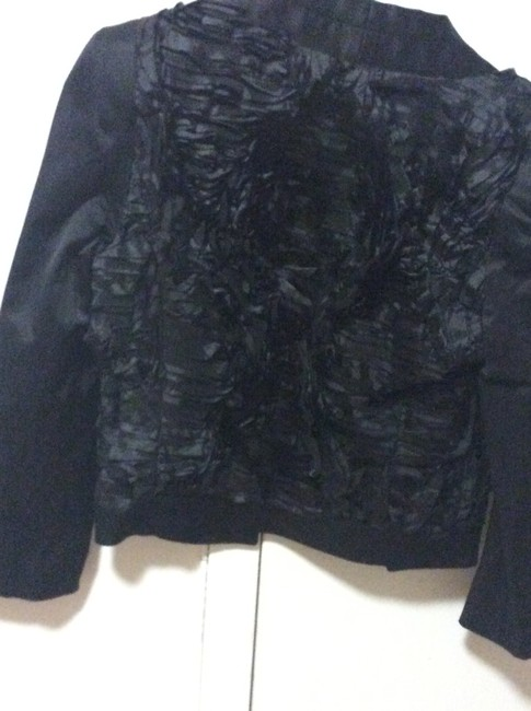 Tibi Black Jacket
