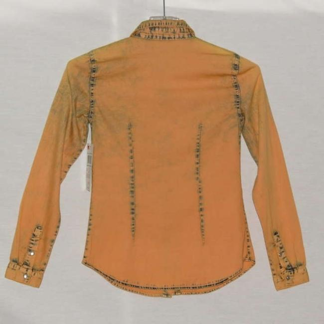 Dream out loud by Selena Gomez Top Orange