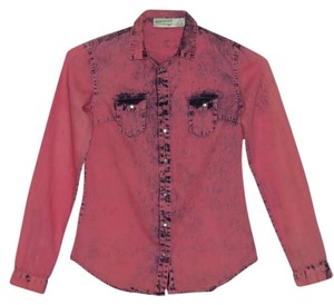 Dream out loud by Selena Gomez Top Pink