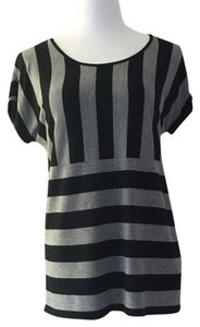 Kensie Comfortable Striped Top