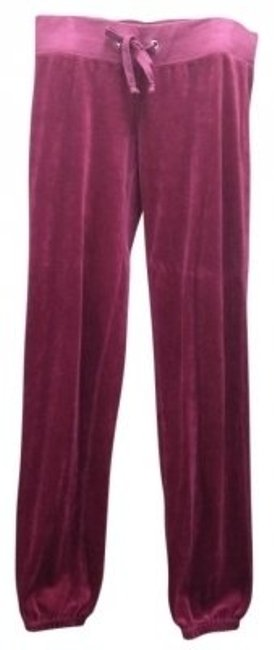 Preload https://img-static.tradesy.com/item/34231/juicy-couture-red-signature-velour-slim-lounge-skinny-pants-size-4-s-27-0-0-650-650.jpg