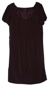 Mossimo Supply Co. short dress Dark Brown on Tradesy