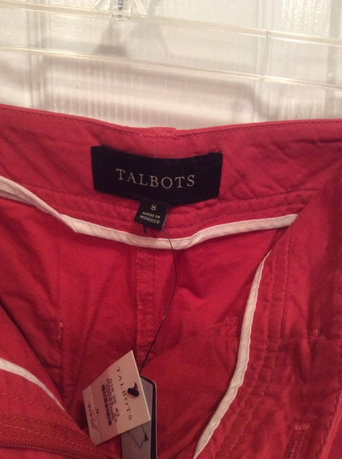 Talbots Capri/Cropped Pants Dusty Rose