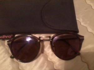 Revolt Jeans Vintage REVO Sunglasses with Case
