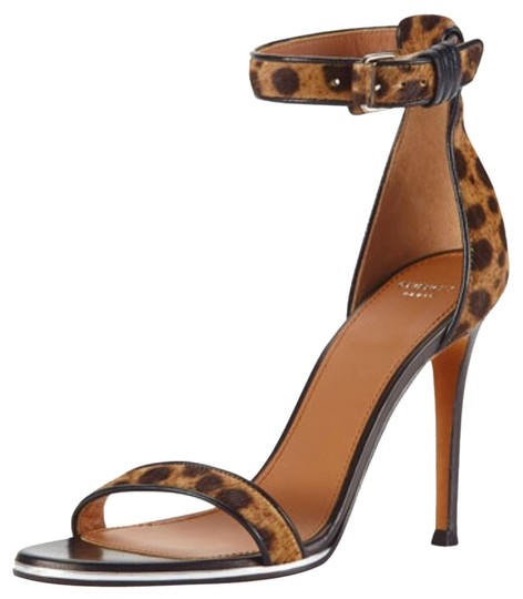 Givenchy Leopard Sandals