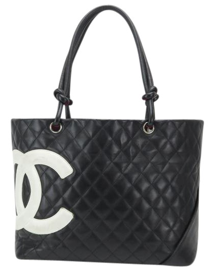 Preload https://img-static.tradesy.com/item/3425017/chanel-cambon-ligne-quilted-large-tote-black-lambskin-leather-shoulder-bag-0-2-540-540.jpg