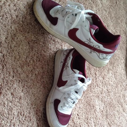 Nike Maroon Athletic