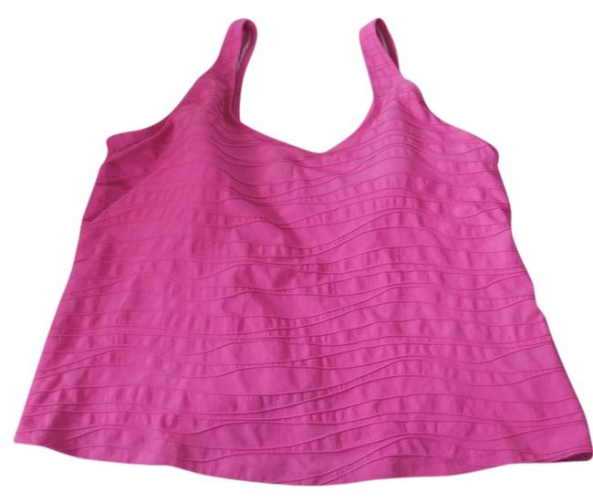 Preload https://item3.tradesy.com/images/lands-end-bright-pink-pink-top-tankini-size-24-plus-2x-3425137-0-0.jpg?width=400&height=650