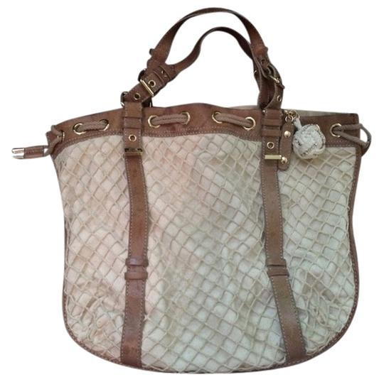 Preload https://item2.tradesy.com/images/juicy-couture-creamtan-leathercanvas-beach-bag-3426376-0-1.jpg?width=440&height=440