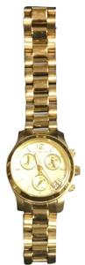 Michael Kors Michael Kors Gold - Tone Chronograph Women's Watch