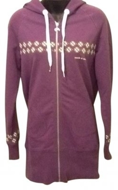 Preload https://img-static.tradesy.com/item/34268/moods-of-norway-purple-long-sweatshirt-activewear-size-4-s-0-0-650-650.jpg