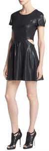 Leith short dress black on Tradesy