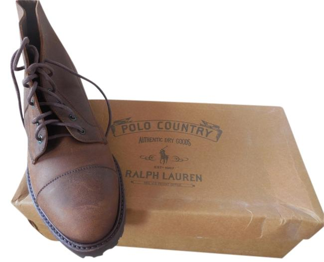 Item - Brown W6924 Lace-up Boots/Booties Size US 10 Regular (M, B)