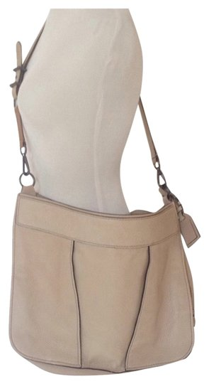 Reed Krakoff Crossbody American Classic Cream Messenger Bag