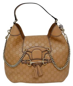 9ba200a54ae Gucci Emily Shoulder Bags - Up to 70% off at Tradesy