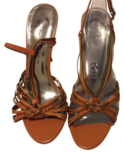 Preload https://img-static.tradesy.com/item/3428473/marc-fisher-burnt-orangeolive-green-sandals-size-us-8-regular-m-b-0-0-540-540.jpg