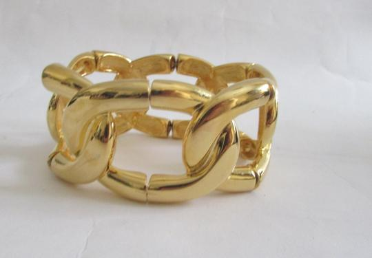 Joan Rivers Joan Rivers Big and Bold Stretch Bracelet Fits 7 to 8 Inch Wrist