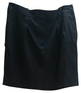 Gap Work Skirt Black
