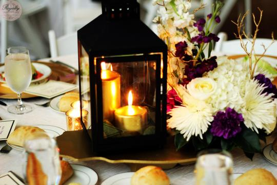 Candle Lamp Holder
