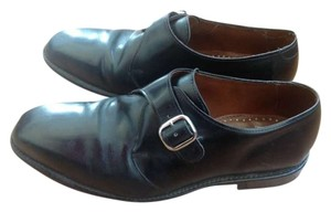 Allen Edmonds Black Flats