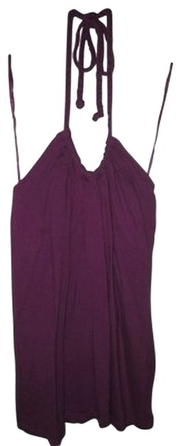 American Eagle Outfitters Purple Halter Top