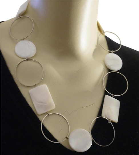 Preload https://item3.tradesy.com/images/white-ivory-le-immi-of-pearl-geometric-chain-runway-necklace-3428842-0-0.jpg?width=440&height=440