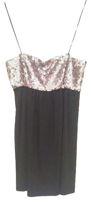 Theory Strapless Sequins Mini Formal Never Worn Fancy Dress