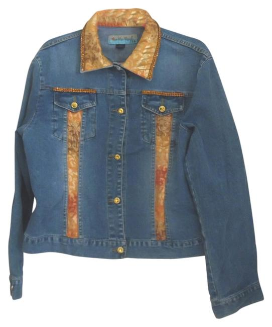 Preload https://img-static.tradesy.com/item/3429316/blue-too-she-she-embellished-large-denim-jacket-size-14-l-0-0-650-650.jpg