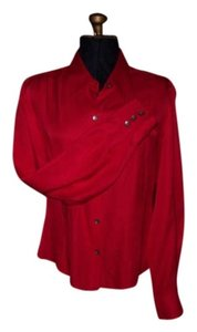 ALFANI Top Red