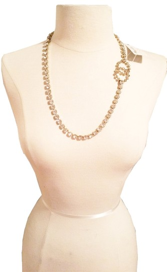 Chanel Chanel Vintage Brand New with Tag CC Rhinestone Necklace/ Belt