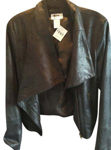 Nightcap black Leather Jacket