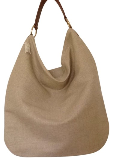 Preload https://img-static.tradesy.com/item/3430534/talbots-sandstone-jute-hobo-bag-0-0-540-540.jpg