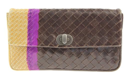 Preload https://img-static.tradesy.com/item/3430702/bottega-veneta-woven-multicolor-leather-clutch-0-1-540-540.jpg