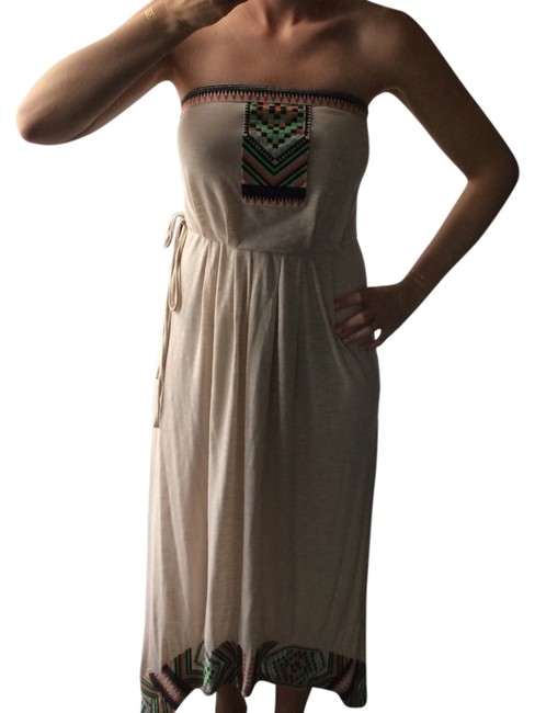 Tan Maxi Dress by Other