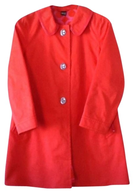 Coach Classic Chic Poppy Jacket